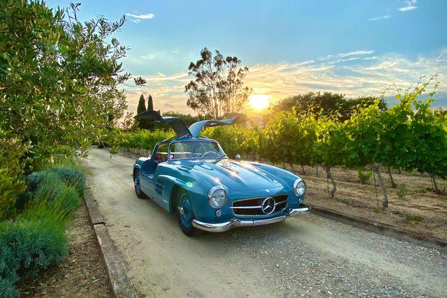 1955 Mercedes-Benz 300 SL  RESERVED