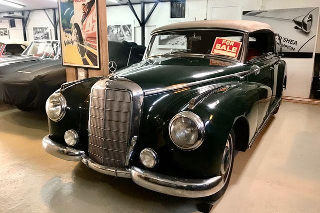 1952 Mercedes-Benz 300 Adenauer Cabriolet D