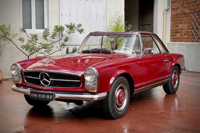 1966 Mercedes-Benz 230 SL Automatic